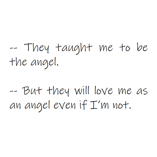 Not The Angel